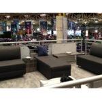 Superbowl Media Lounge