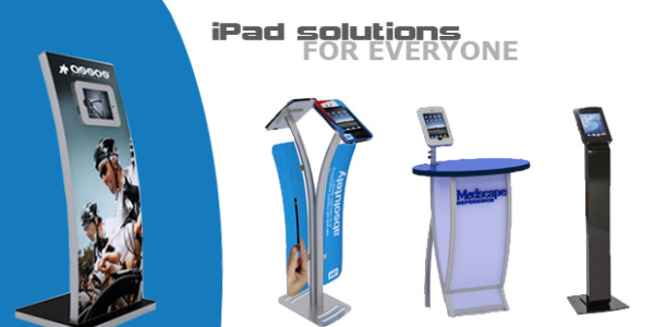 Classic iPad interactive solutions