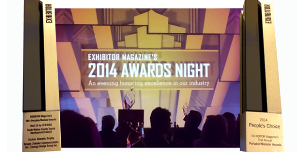 EXHIBITOR DESIGN AWARD WINNER 2014