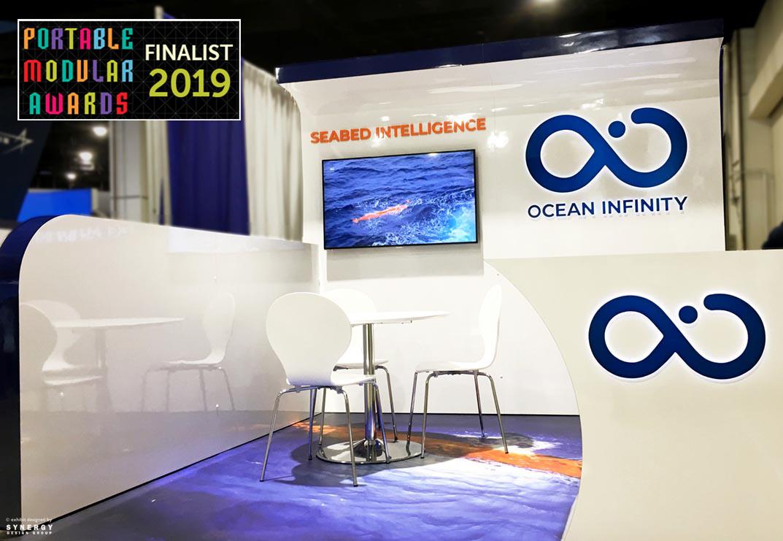 ocean infinity portable modular awards finalist