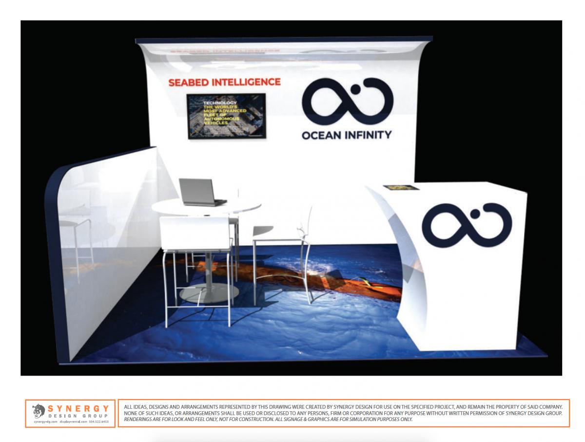 ocean infinity rendering