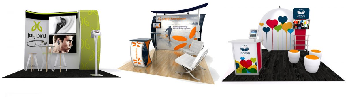 classic exhibits 10x10 trade show booth