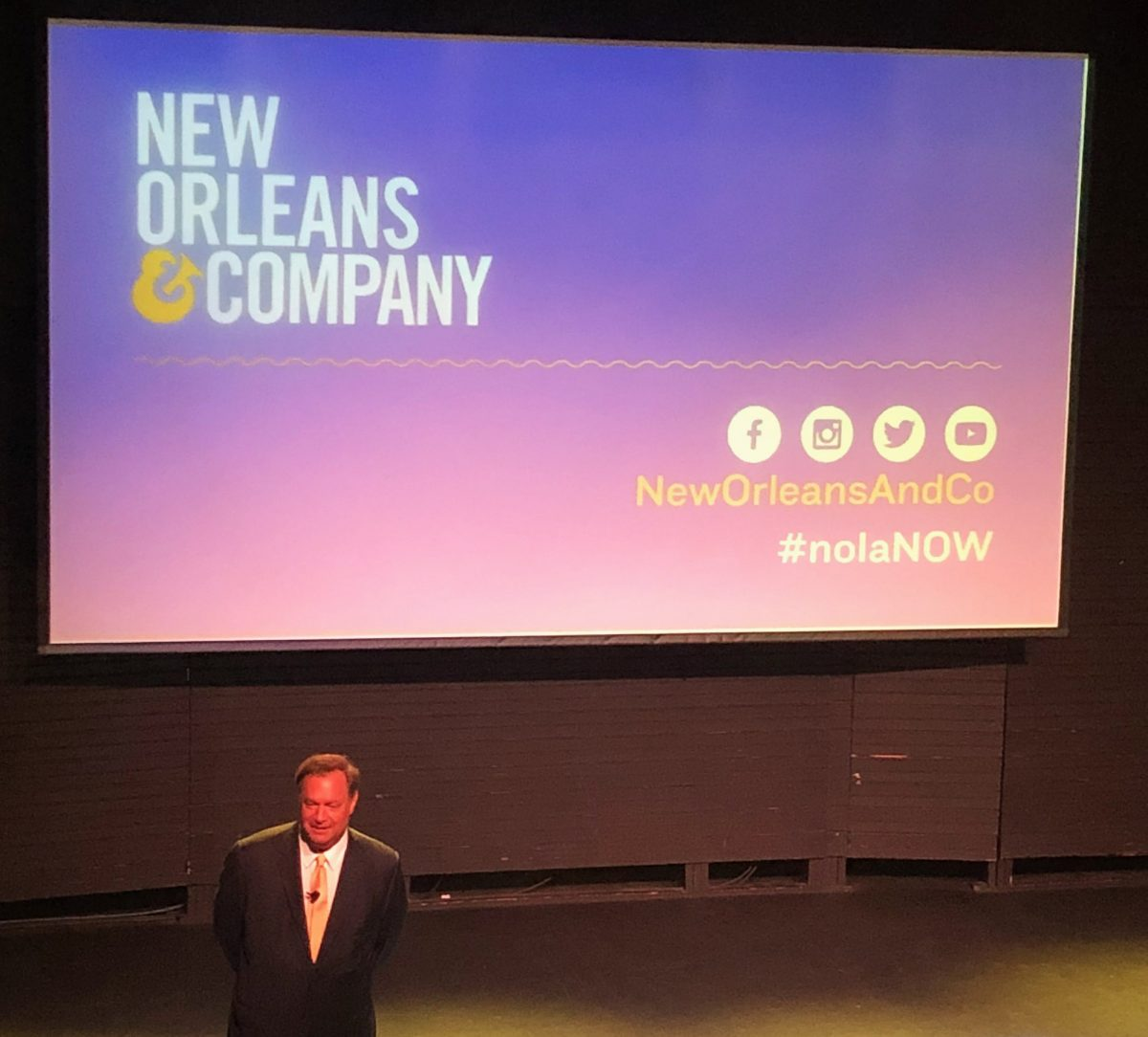 New Orleans & Company brand launch event