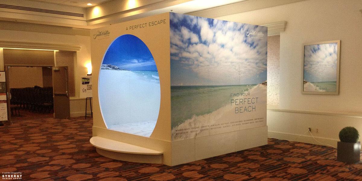 custom event display