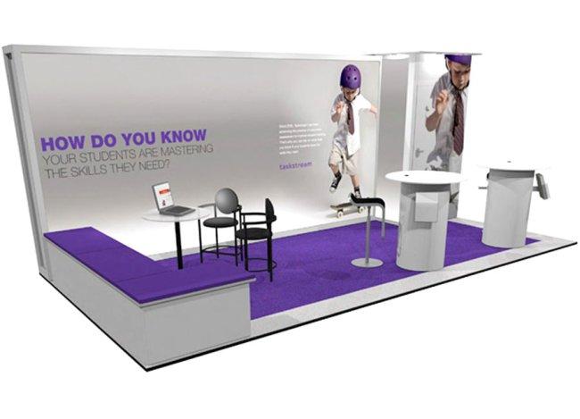 meeting areas exhibit trade show displays