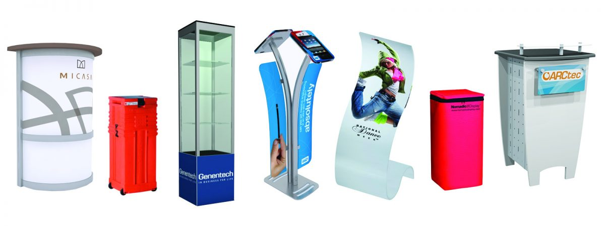 exhibit accessories