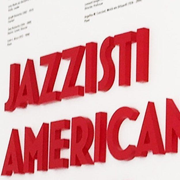 exhibition american italian cultural center jazz museum exhibit display custom design