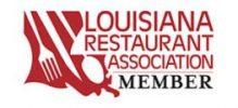 Louisiana Restaurant Association member