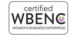 Woman-Owned Certified Business