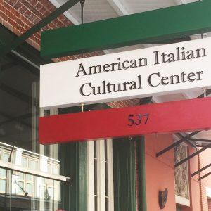 american italian cultural center museum