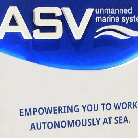 asv global 10x10 custom trade show exhibit