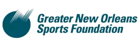 greater new orleans sports foundation gnosf logo