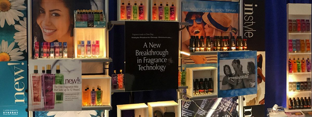 instyle retail trade show display