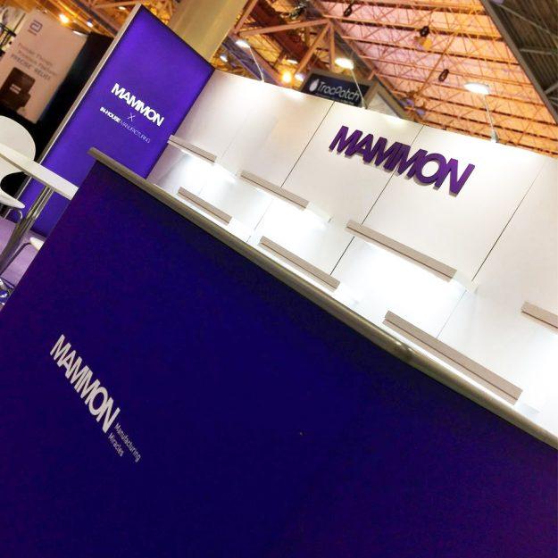 mammon custom trade show exhibit design company